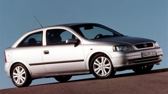 Opel Astra G – jak wymienić łożyska koła?